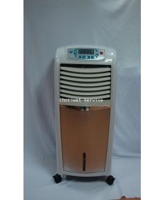 พัดลมไอเย็น เครื่องทำความเย็น เครื่องสร้างลมเย็น รุ่นเล็ก