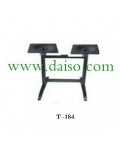 ขาโต๊ะเหล็กหล่อ ขาโต๊ะยาว T-184