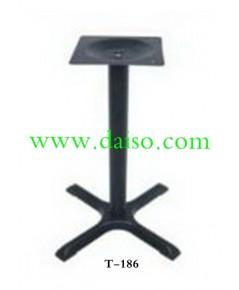 ขาโต๊ะเหล็กหล่อ4แฉก T-186