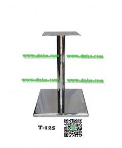 ขาโต๊ะเหล็ก T-125