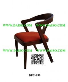 เก้าอี้ไม้ยางพารา DPC-156