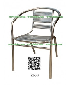 เก้าอี้อลูมิเนียม/เก้าอี้ทานอาหาร CD-319