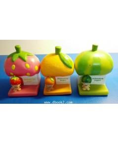 กระปุกออมสิน Kudamon Party ชุดผลไม้
