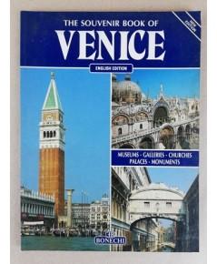 The souvenir book of Venice English Edition