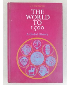 The World to 1500 A Global History ปกแข็ง