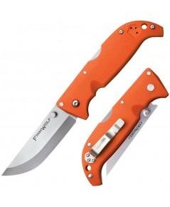มีดพับ Cold Steel Finn Wolf Folding Knife, Blaze Orange Griv-Ex Handles (20NPRYZ)