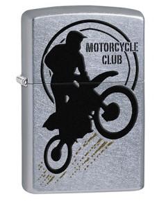 ไฟแช็ค Zippo Motorbike Club Design (29695)