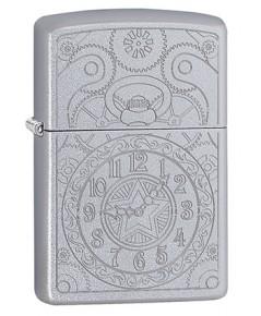 ไฟแช็ค Zippo Clock Gadget Design (29699)