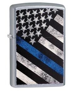 ไฟแช็ค Zippo Blue Line (29551)