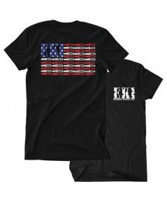 เสื้อยืดคอกลม Emerson Flag Shirt (Size XL)