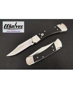มีดออโต้ Buck 110 AUTO Elite Folding Hunter S30V Plain Blade, Black G10 Handles (0110BKSA)