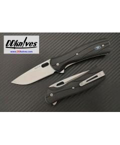 มีดพับ Buck Vantage Pro Large Flipper Knife S30V Blade, Black G10 Handles (347BKS)