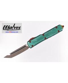 มีดออโต้ Microtech Ultratech T/E OTF Automatic Knife Apocalyptic Blade, Bounty Hunter (123-10BH)