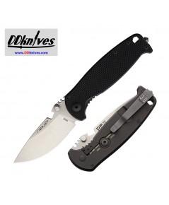 มีดพับ DPx HEST/F 3.0 Milspec Niolox Stonewash Plain Blade, G10 and Titanium Handles (DPHSF200)