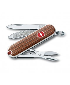 มีดพับ Victorinox Classic SD Chocolate