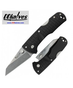 มีดพับ Cold Steel Kiridashi Folding Knife 4034 Wharncliffe Blade, Griv-Ex Handles (20KPL)