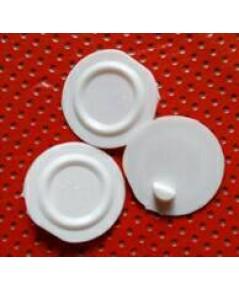 Valve membrane ( สีขาว ) อะไหล่เครื่องปั๊มนม เนวี่ nevi ของแท้