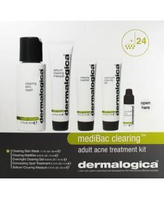(สินค้าพร้อมส่ง)Dermalogica Medibac Clearing Acne Treatment Kit (ชุดสำหรับสิว) ราคา 1,950 บาท