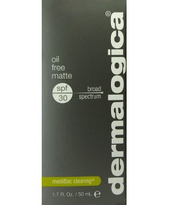 Dermalogica Oil Free Matte Block Spf 30 50ml(1.7oz).ราคา2050บาท