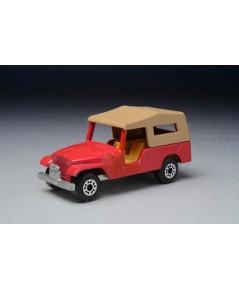 CJ6 Jeep, Matchbox Superfast no.53F
