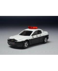Mazda RX6 Police car Version, Tomica no.96