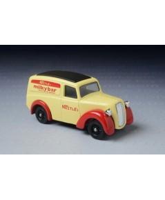 รถเหล็ก Morris Z Van (Nestle's Milky Bar)