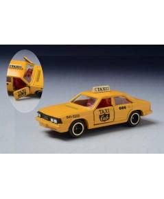 รถเหล็ก Tomica No.F32 Audi 5000 Turbo (Cap Taxi)
