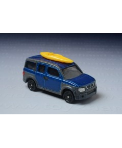 รถเหล็ก Tomica No.107 Honda Element (With Boat)