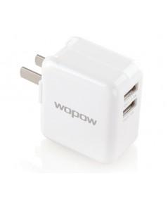 wopow AC to USB Adaptor สินค้าคุณภาพแท้ สำหรับคนมีระดับเช่นคุณ