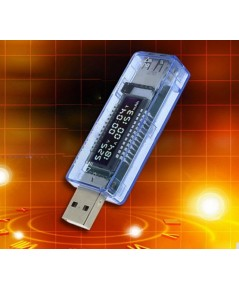3 in 1 Battery USB Meter Charger Doctor