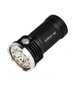 Acebeam X80 25,000 lumens ให้แสงสว่างและกว้าง คุณภาพงานระดับโลก