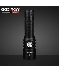 Gaciron V5S 900 lumens ไฟหน้าจักรยานและไฟฉาย ชาร์จไฟในตัว usb