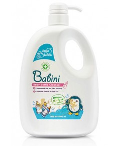 ฺBabini Baby Bottle Cleanser 1000 ml.
