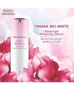 Bio-Essence Tanaka Bio White Whitening Serum 30 ml.