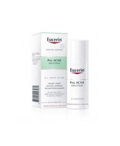 Eucerin Pro Acne Solution A.I. Matt Fluid 50 ml.