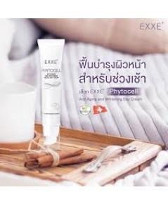 Exxe เอ็กซ์เซ่ ไฟโตเซลล์ แอนตี้ เอจจิ้ง แอนด์ ไวท์เทนนิ่ง เฟเชียล เดย์ ครีม 30มล