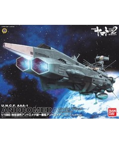 1/1000 U.N.C.F AAA-1 Andromeda Movie Effect Ver.