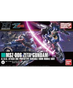 HGUC Accelerate Evolution 1/144 Zeta Gundam