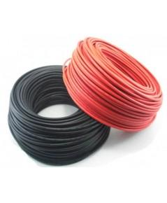 PV Cable - สายไฟติดตั้งโซล่าเซลล์ ขนาด6.0mm2 Solar Cable 6.0mm2 ยาว 100 เมตร