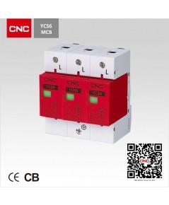 Surge AC 3Phase - ป้องกันฟ้า 3 เฟส AC 385Vac 100KA (ABB OEM)