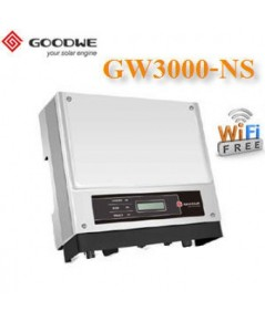 GoodWe-GW3000-NS 3Kw 1Phase IP67 ** WiFi ** ประกัน 5ปี