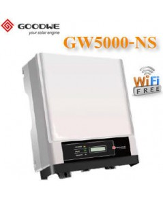 GoodWe-GW5000D-NS 5Kw 1Phase IP67 ** WiFi ** ประกัน 5ปี