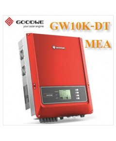 GoodWe-GW10K-DT 10Kw 3Phase IP67 ** WiFi + DC SWITCH + SURGE ** ประกัน 5ปี ** กันไฟย้อน