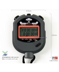 นาฬิกาจับเวลา STOPWATCH FBT JS-519