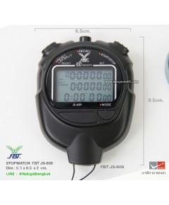 นาฬิกาจับเวลา STOPWATCH FBT JS-609