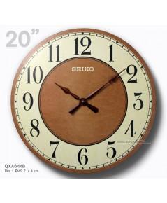 SEIKO CLOCK QXA644B  20 นิ้ว (VINTAGE)