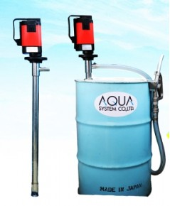 AQUASYSTEM Model: AQT-DP-40AGH