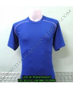 เสื้อกีฬา หมี คูล mhee cool รุ่น slope (สีน้ำเงิน b)