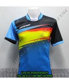 เสื้อกีฬา NAP SPORT รุ่น 13 (สีฟ้า L) พิมพ์ลาย