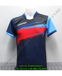 เสื้อกีฬา NAP SPORT รุ่น 13 (สีกรม N) พิมพ์ลาย